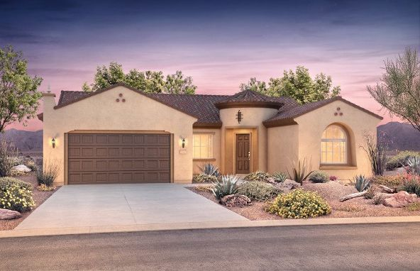 26415 W Desert Vista Blvd, Buckeye, AZ 85396 Photo 2
