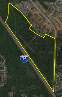 Home for sale: 155 Acres Willow Ln. & Bridges Rd., Mcdonough, GA 30253