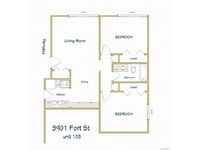 Home for sale: 3901 Fort, Trenton, MI 48183