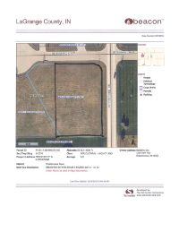 Home for sale: Lot 6 Berkshire Ct. West, Shipshewana, IN 46565