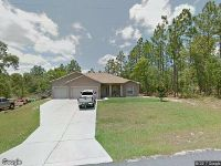 Home for sale: Quibble, Citrus Springs, FL 34434