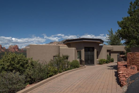 20 Dardanelle Rd., Sedona, AZ 86336 Photo 1
