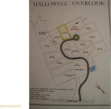 Lot 6 Overlook Dr., Hallowell, ME 04347 Photo 4