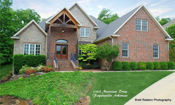 1163 Montview Dr., Fayetteville, AR 72701 Photo 1