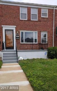 Home for sale: 4004 Hilton Rd., Baltimore, MD 21215