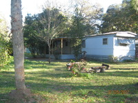 Home for sale: 25302 N.E. 133rd Ln., Salt Springs, FL 32134