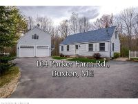 Home for sale: 104 Parker Farm Rd., Buxton, ME 04093