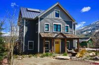 Home for sale: 817 Elk Avenue, Crested Butte, CO 81224