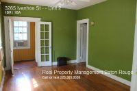 Home for sale: 3265 Ivanhoe St. -, Baton Rouge, LA 70802