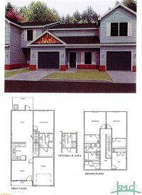 Home for sale: 426 Governor Treutlen Cir., Pooler, GA 31322