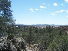 6525 Box Canyon (Lot 119), Prescott, AZ 86305 Photo 1