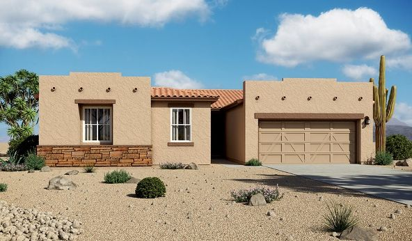 5261 W. Open Range Court, Tucson, AZ 85713 Photo 2