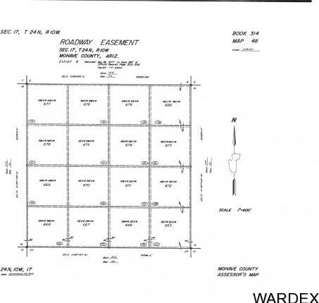 678 Roadway Easement Parcel, Peach Springs, AZ 86434 Photo 1