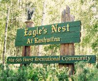 Home for sale: 20211 E. Eaglet Cir., Willow, AK 99688