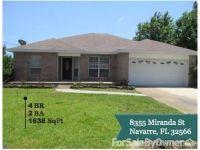 Home for sale: 8355 Miranda St., Navarre, FL 32566