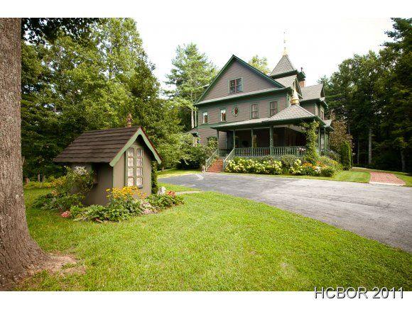 4476 Horse Cove Rd., Highlands, NC 28741 Photo 1