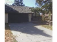 Home for sale: 2972 W. Enchanted Cir., Colorado Springs, CO 80917