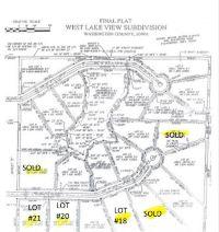 Home for sale: 2455 219th Blvd., Washington, IA 52353