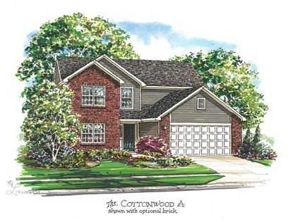 7015 Harness Lakes Drive, Indianapolis, IN 46217 Photo 1