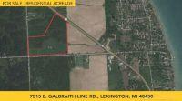 Home for sale: 7315 E. Galbraith, Lexington, MI 48450