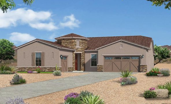 Too new for online maps. See Directions from the Builder., Goodyear, AZ 85338 Photo 2