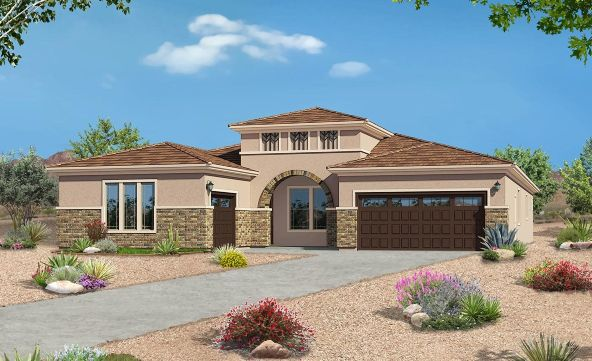 Too new for online maps. See Directions from the Builder., Goodyear, AZ 85338 Photo 3