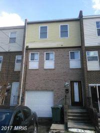 Home for sale: 911 Barnaby St. Southeast, Washington, DC 20032