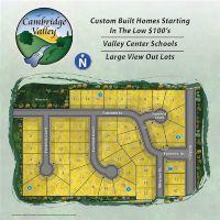 Home for sale: Lot 14 Block A Cambridge Valley, Park City, KS 67219