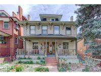 Home for sale: 640 North Marion St., Denver, CO 80218