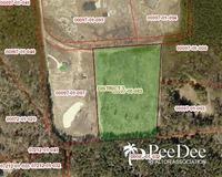 Home for sale: Tbd Grey Kat, Florence, SC 29501