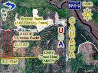 Home for sale: 2 Lots Brewer Rd., Houlton, ME 04730