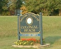 Home for sale: 14th Lot #15, Colonial Beach, VA 22443