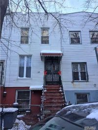 Home for sale: 83 Cooper St., Brooklyn, NY 11207
