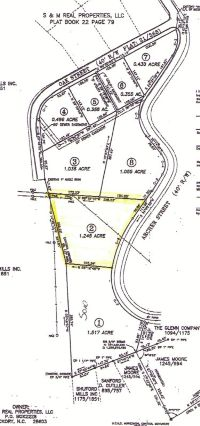 Home for sale: Lot 2 Archer St., Granite Falls, NC 28630