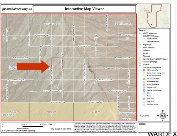 2099 Mesquite Dr., Yucca, AZ 86438 Photo 1