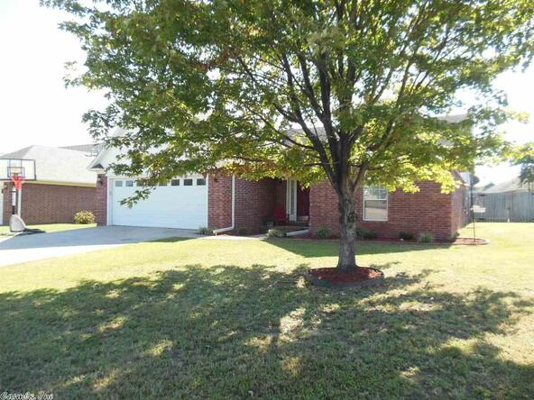 2309 Brittany Ln., Searcy, AR 72143 Photo 2
