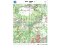 Home for sale: 18090 Diamond Ridge Rd., Lower Lake, CA 95457