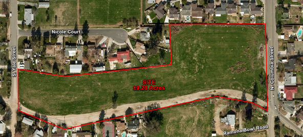 9.28 Acres Near Ramona Bowl, Hemet, CA 92544 Photo 1