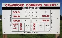Home for sale: 0 Crawford - Lot 17 Ln., Monticello, IN 47960