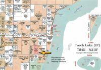 Home for sale: Tbd Off Rabbit Bay Rd., Lake Linden, MI 49945