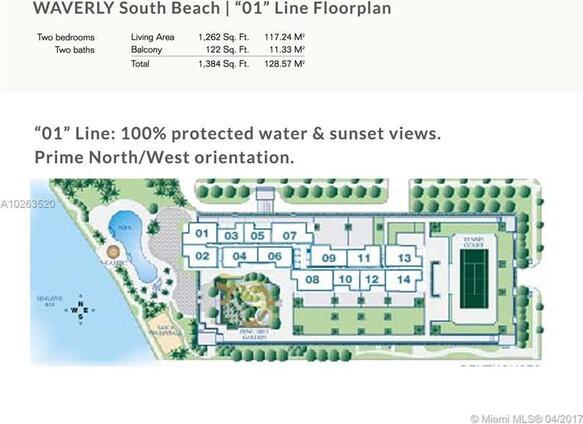 1330 West Ave. # 801, Miami Beach, FL 33139 Photo 4