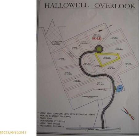 Lot 10 Overlook Dr., Hallowell, ME 04347 Photo 3