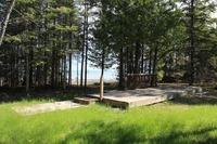 Home for sale: 4531 Straits View Dr. Lot 58 & 59, Carp Lake, MI 49718