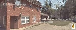 223 Raines Garage, Plainfield, IN 46168 Photo 1