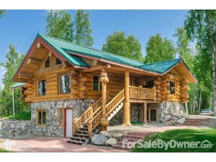 26865 Long Lake Rd., Willow, AK 99688 Photo 1