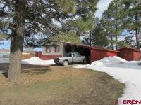 Home for sale: 60 Highland Avenue, Pagosa Springs, CO 81147