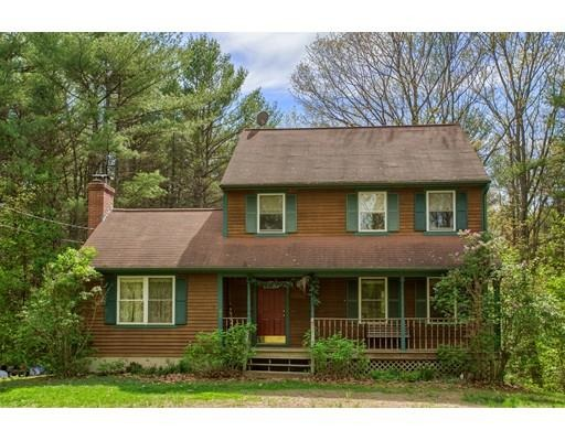 81 Rhodes Rd., Princeton, MA 01541 Photo 1