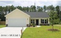 Home for sale: 3607 Delesa Ct., New Bern, NC 28560