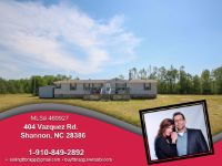 Home for sale: 404 Vazquez Rd., Shannon, NC 28386