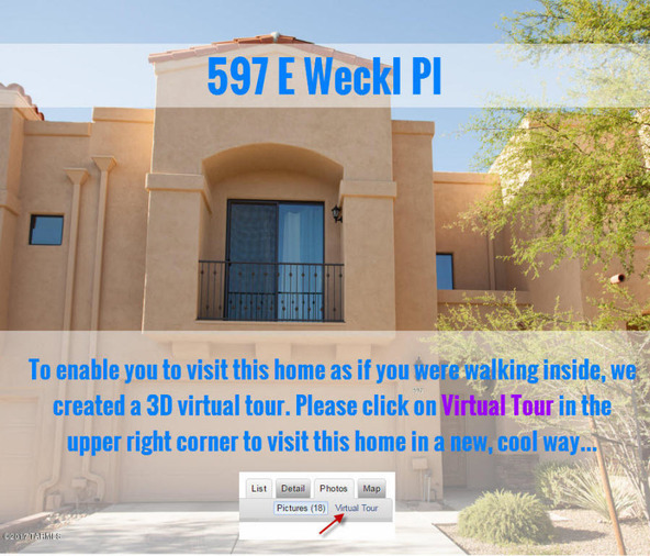597 E. Weckl, Tucson, AZ 85704 Photo 18